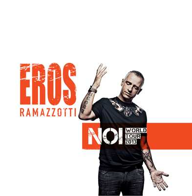 Eros Ramazzotti, gioca e vinci con RDS