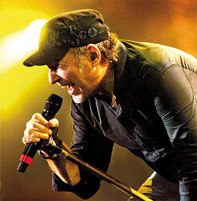 Vasco Rossi, gioca e vinci con RDS