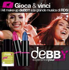 Vinci il make-up kit deBBY
