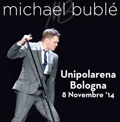 Michael Buble': Gioca e Vinci la data italiana del tour!