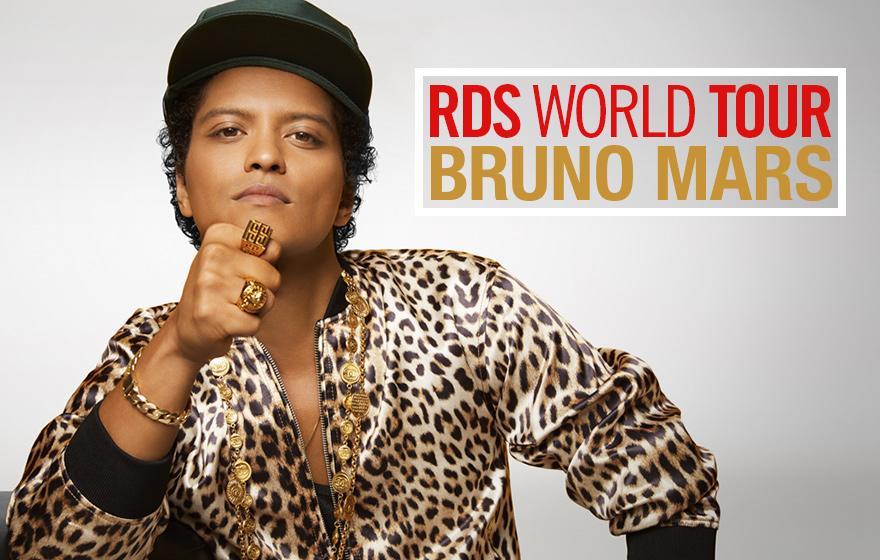 ROTOR RDS WORLD TOUR bruno