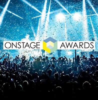 Onstage Awards 2015 - Gioca e vinci il Vip Pass!