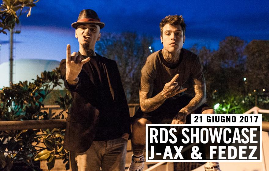 RDS Showcase Fedez J-Ax