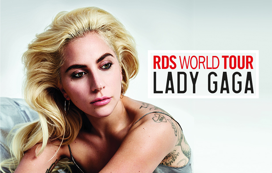 rds world tour lady gaga