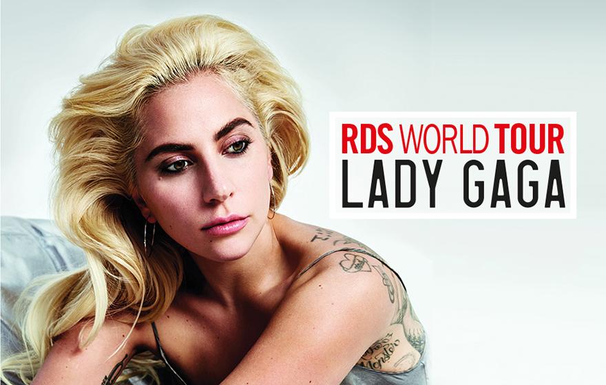 rds world tour lady gaga