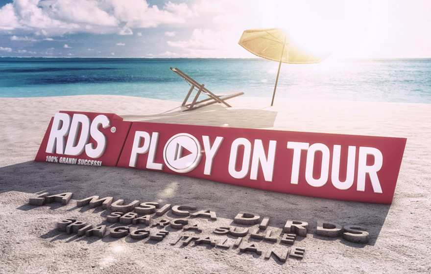 RDS Play On Tour Programma