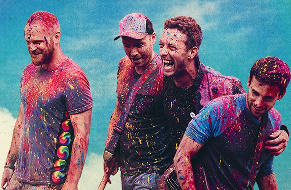 E' una rivoluzione dance il nuovo album dei Coldplay!