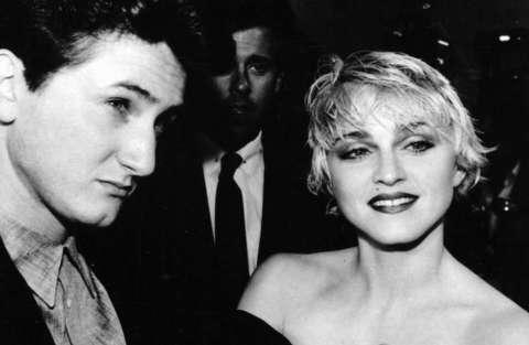 Sean Penn e Madonna, il 17 aprile 1986 (AP photo/Craig Mathew)