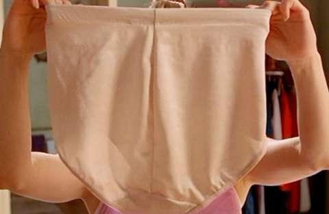 Tornano di moda gli slip in cotone