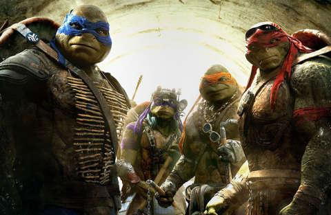 tartarughe ninja - fuori dall'ombra - secondo trailer - cinema - rds