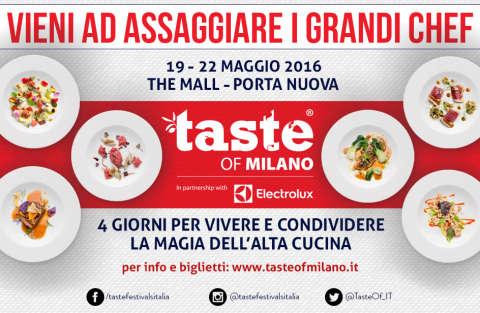 taste of milano 2016 - gioca e vinci con rds