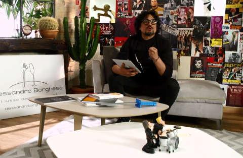 Kitchen Sound - Alessandro Borghese - Prima puntata - Seconda stagione - Caramelle di tarassaco su hummus di barbabietola