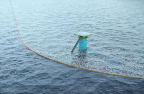 pulire gli oceani