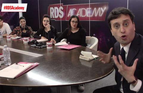 quarta puntata rds academy 2016