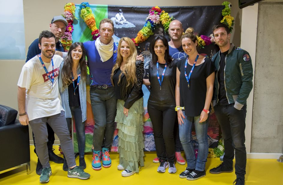 RDS World Tour: alla conquista dei Coldplay