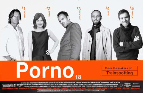 "Trainspotting 2: il trailer di ""Porno"""