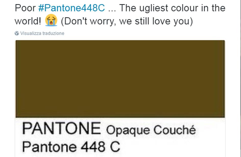 Volete sapere qual il colore pi brutto del mondo rds for Qual e il colore
