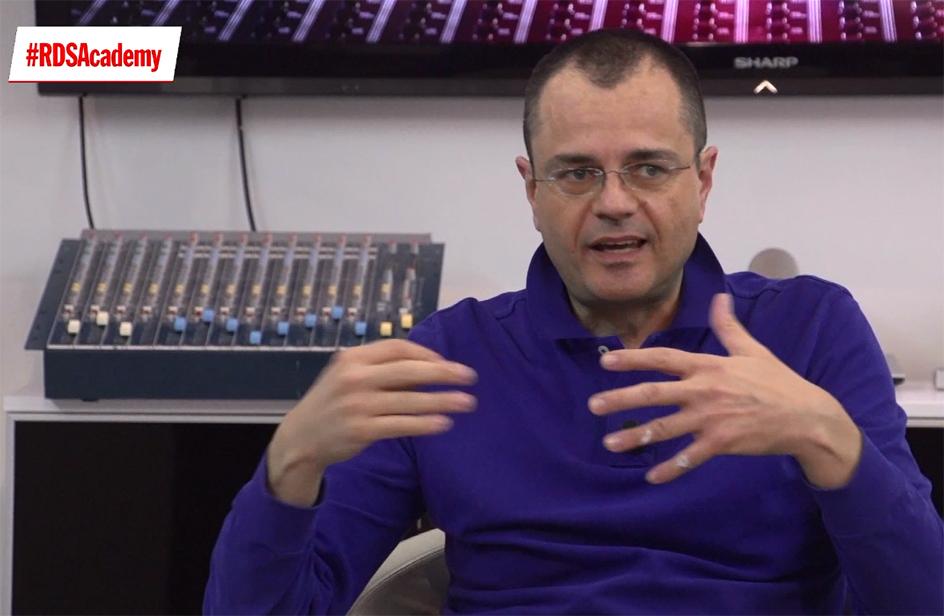 Paolo Giordano e il giornalismo musicale