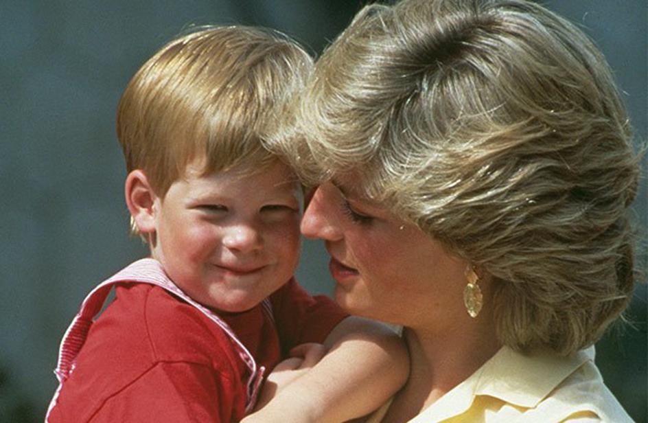Harry sulla morte di Lady Diana: