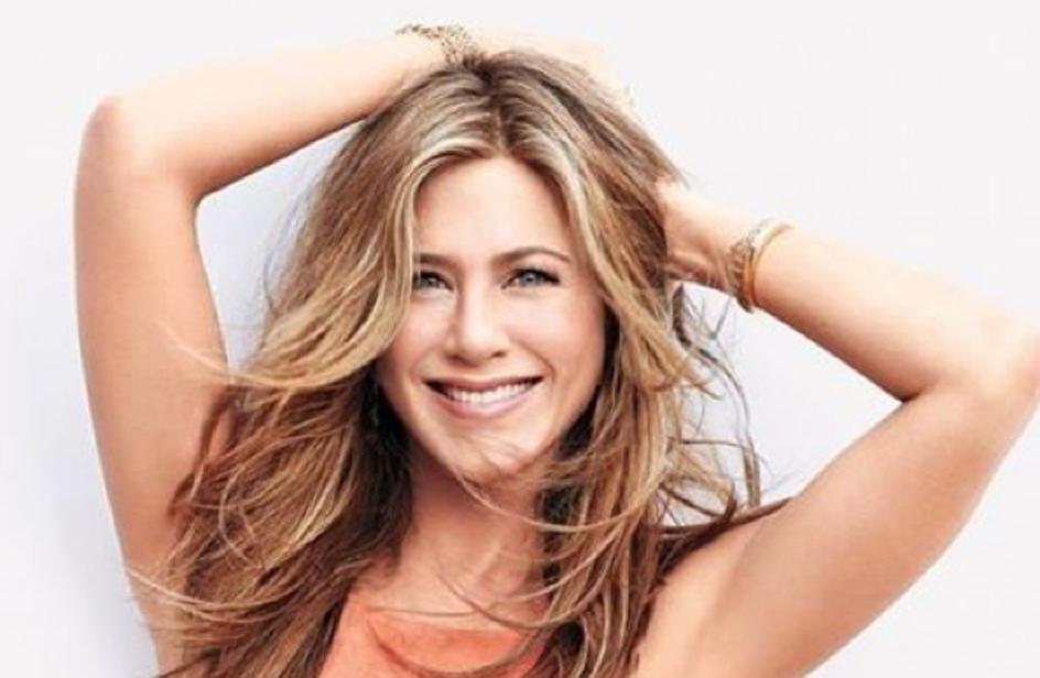 Jennifer Aniston al Giffoni
