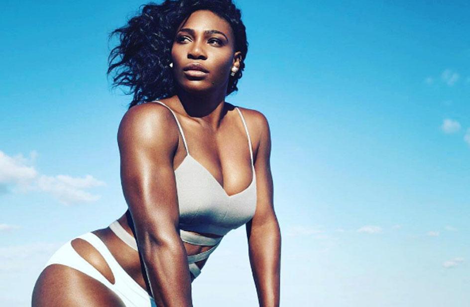 A lezione di Twerking da Serena Williams