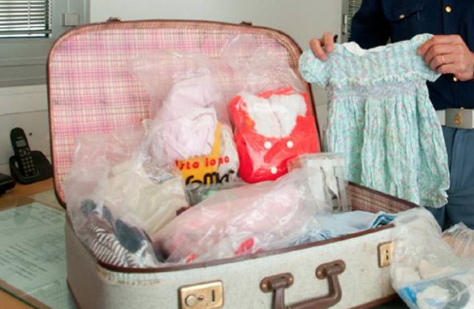 La valigia del mistero che arriva dagli anni '60