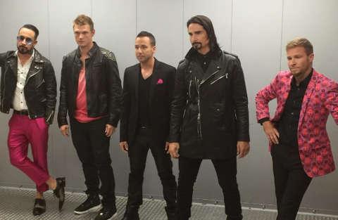 Backstreet Boys tornano live a Las Vegas