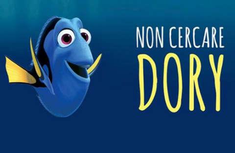 """""""Non cercare Dory!"""", l'appello dell'Enpa"""