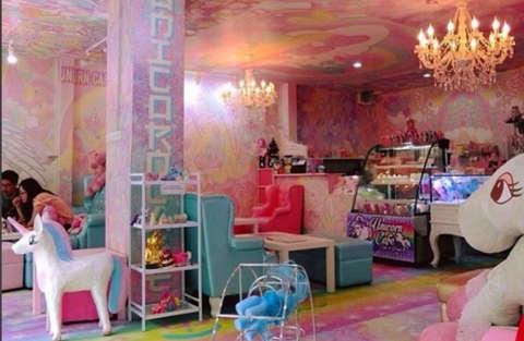 Il Caffè dove si possono incontrare gli unicorni