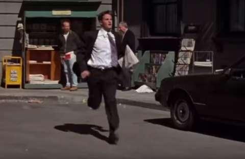 Friends Chandler muore