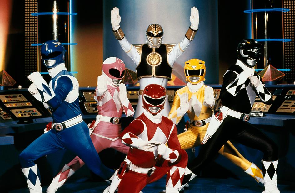 Power Rangers, pubblicato il primo trailer!