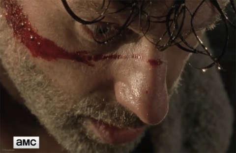 The Walking Dead: spunta un video della prima puntata