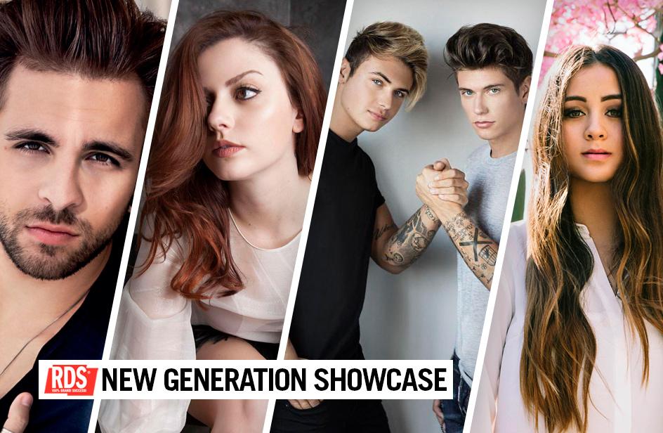 RDS New Generation Showcase: Alessio Bernabei, Annalisa , Benji & Fede e Jasmine Thompson