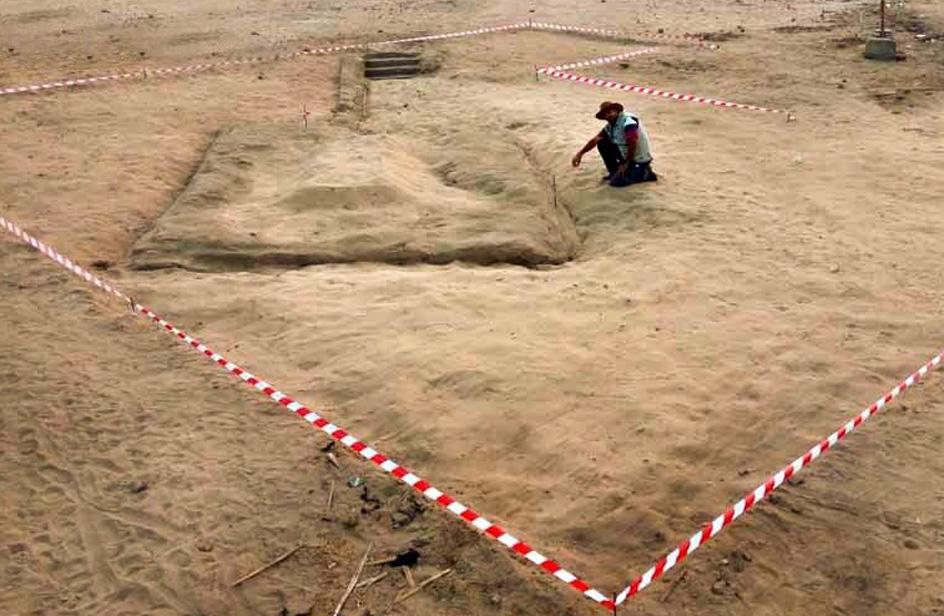 Archeologia. Egitto, scoperta necropoli risalente a 5mila anni fa