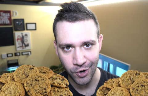 Daniele Doesn't Matter cookies