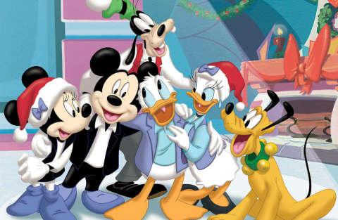 Il Natale con Disney è più bello: ecco i classici che vedremo