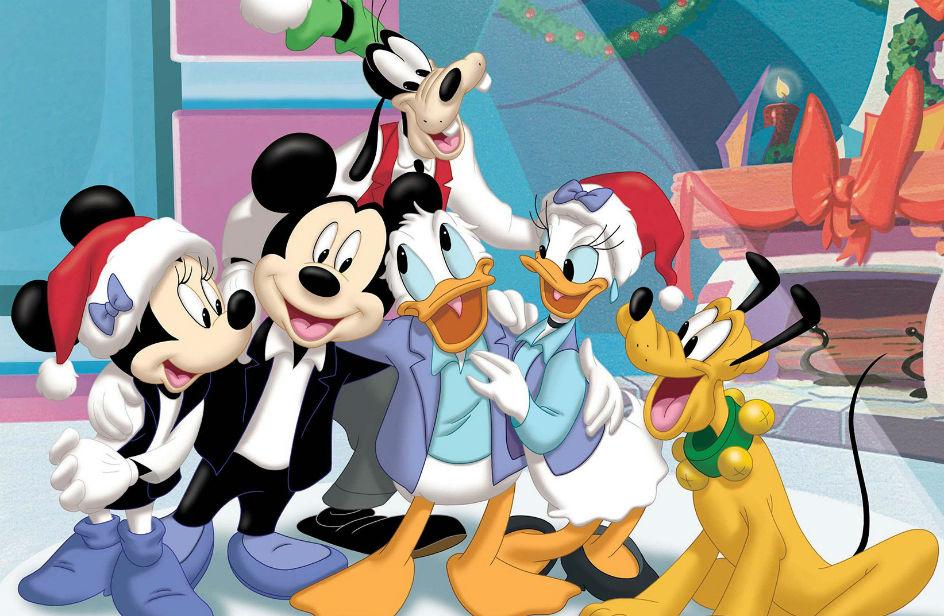 Immagini Disney Natale.Il Natale Con Disney E Piu Bello Ecco I Classici Che