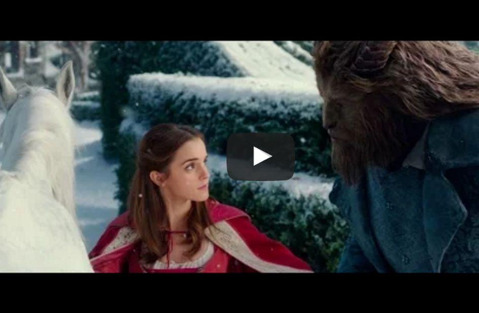 La Bella e la Bestia, Emma Watson canta nel nuovo spot
