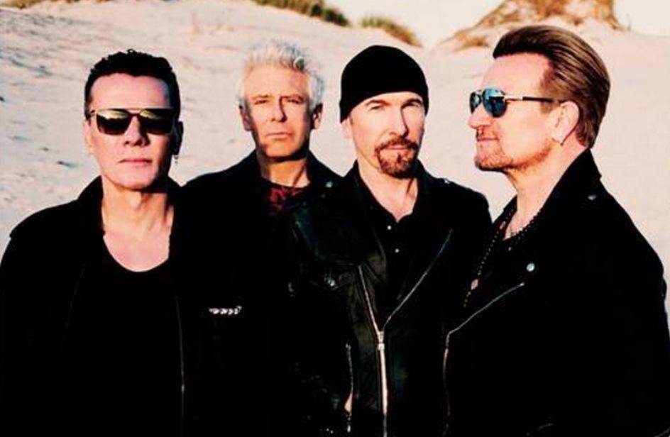Roma. Gli U2 allo stadio Olimpico il 15 luglio
