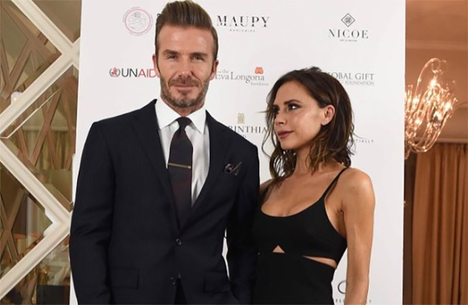 David e Victoria Beckham: 18 anni di matrimonio ancora insieme