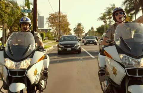 Chips: arriva il primo trailer con Michael Peña e Dax Shepard