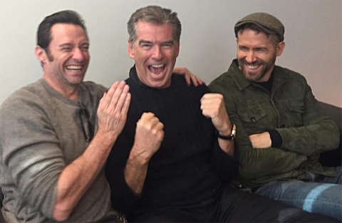 Deadpool 2: l'ex bond Pierce Brosnan nel cast?