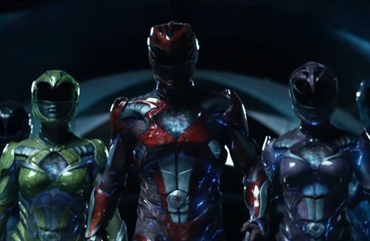 Power Rangers: un nuovo trailer con Zordon