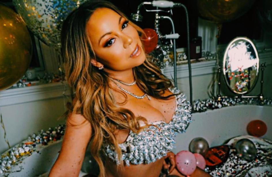 Amore In Vasca Da Bagno.Mariah Carey Presenta Il Suo Nuovo Amore Nella Vasca Da Bagno Rds