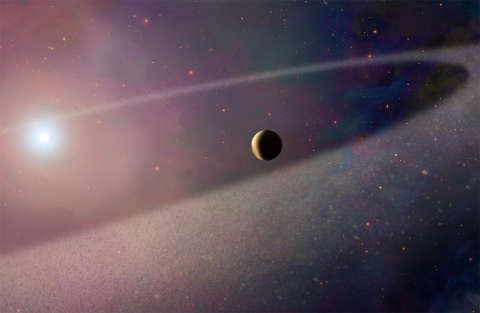 NASA: conferenza stampa per un'importante scoperta