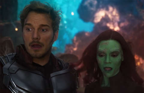 Guardians Of The Galaxy Vol.2: il nuovo trailer televisivo