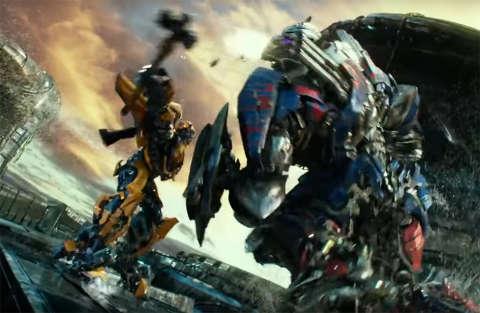 """Lo spot televisivo del Super Bowl di """"Transformers: l'Ultimo Cavaliere"""""""