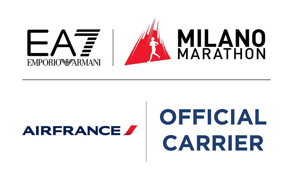 Air France e EA7 Emporio Armani Milano Marathon