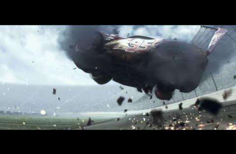 """Cars 3: il nuovo trailer è arrivato ed è """"esplosivo"""""""