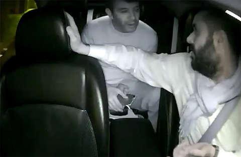 Il Ceo di Uber discute con l'autista dell'azienda e poi si pente
